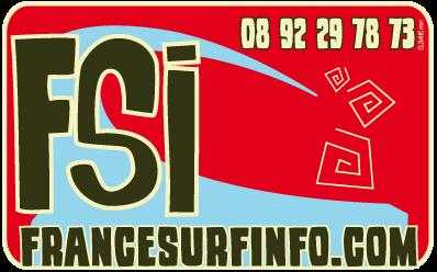 France Surf Info